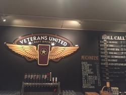 Veterans United Craft Brewery
