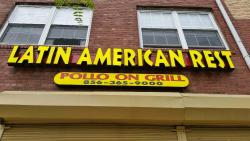 Latinamerican Restaurant Pollo on Grill