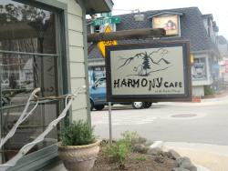 Harmony Cafe at the Pewter Plough