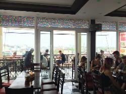 Sky View Bar - Restaurant