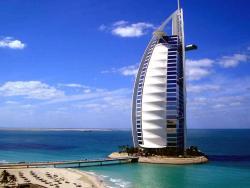 La torre degli arabi (Burj Al Arab)