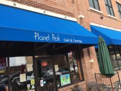 Planet Perk Cafe
