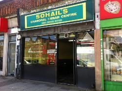 Sohail's Kebab Centre