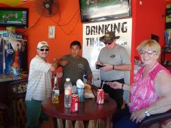 Drink Time Snack Bar