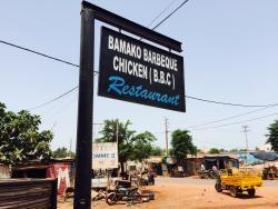Bamako Bbq Chicken