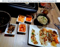 KBG Korean Barbecue Grill