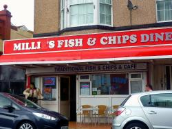 Millie's Fish & Chips Diner