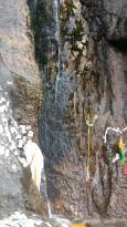 Sacred Waterfall in November