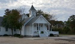 Historic Corolla Chapel