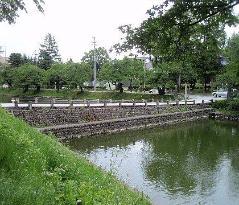 Shinjo Castle Ruins