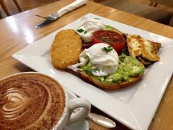 The V & A Cafe