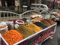 Shanghai Muslim Food Market
