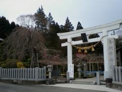 Kanahebisui Shrine