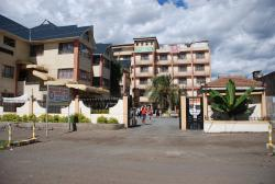 Nakuru Golden Palace Resort