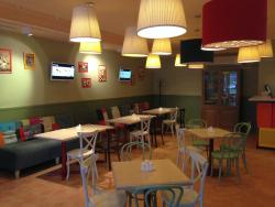 Cafe Posidelki