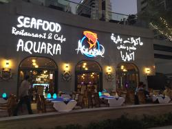 ‪Aquaria Seafood Restaurant and Cafe‬