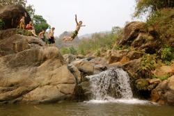 Nang Lae Nai Waterfall