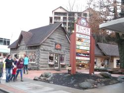 Elk's Plaza