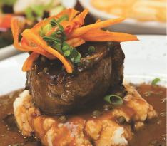 Adagio's Steakhouse