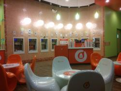 Orange Leaf Hyde Park