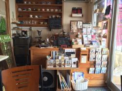 Nekojitsu Coffee shop