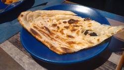 Buttery Naan