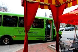 Explore Milwaukee Hop On Hop Off Sightseeing Bus