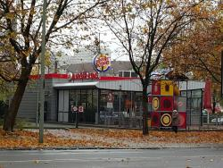 Burger King Storkower Str. Ecke Landsberger Allee