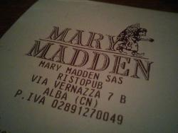 Mary Madden Irish Pub