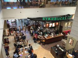 Starbucks Coffee Aobadai Tokyu Square Shop