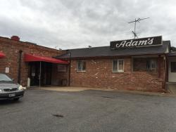 Adams The Place For Ribs