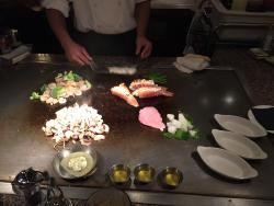 Arigato Japanese Steak House