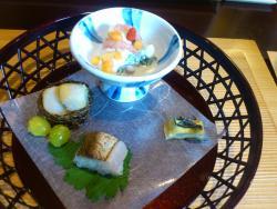 Creative Japanese Food Nomura