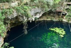 Cenotes Kin-Ha