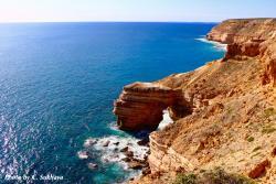 Kalbarri National Park Coastal Cliffs