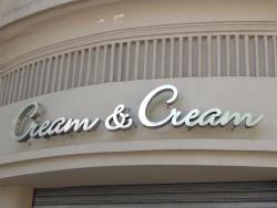 Cream & Cream