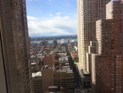 Views from corridor