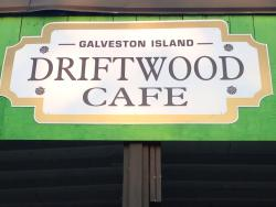 The Driftwood Cafe'
