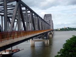 Yadanabon Bridge (Irrawaddy Bridge)