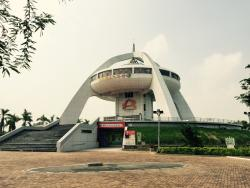the Monument of Tropic of Cancer, Chiayi