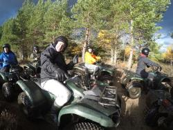 Quad Bike Treks Aviemore