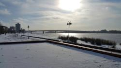 Kuibyshevskiy Beach