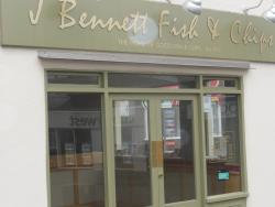 J Bennett Fish & Chips