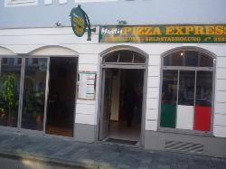 Mustis Pizzaexpress