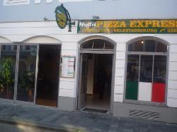 Mustis Pizzaexpress