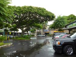 Kailua Square Shopping Center