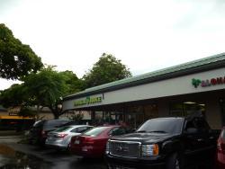 Kailua Square Shopping Center