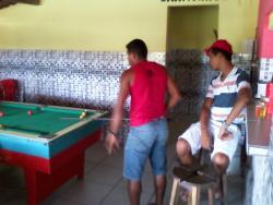 Bar E Snooker Do Nato
