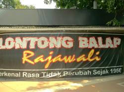 Lontong Balap Rajawali