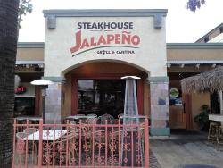 Steakhouse at Jalapeno Grill & Cantina